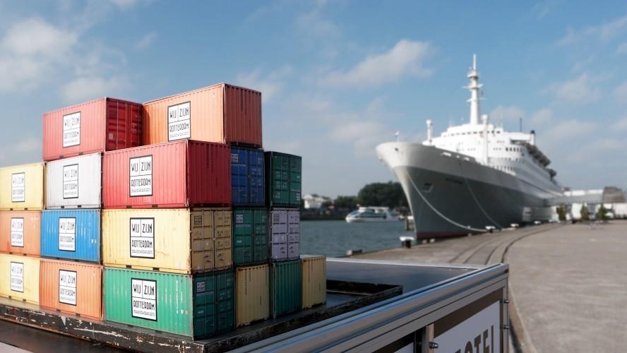 Containerkoekjes